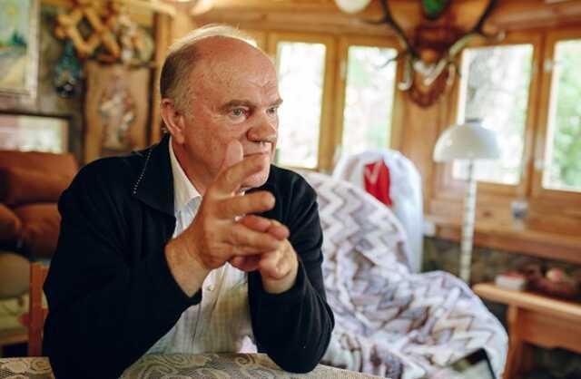 Геннадий Зюганов: «Такой поддержки у КПРФ не было с 1996-го года»