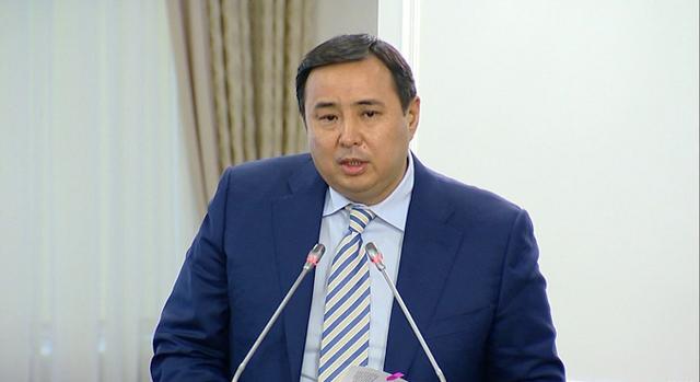 Генетический коррупционер Аблай Мырзахметов