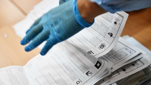 В Петербурге отменили итоги голосования на выборах в Госдуму на семи участках
