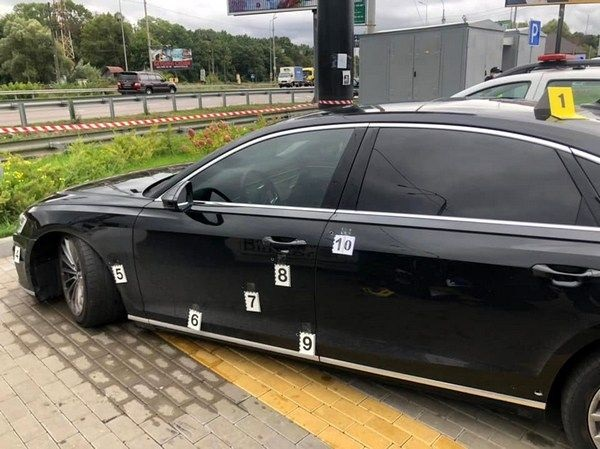 Кому передали «привет» стрелявшие в машину Шефира?
