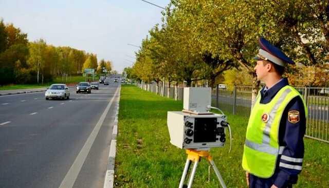 ГИБДД перестала штрафовать автомобилистов за превышение средней скорости