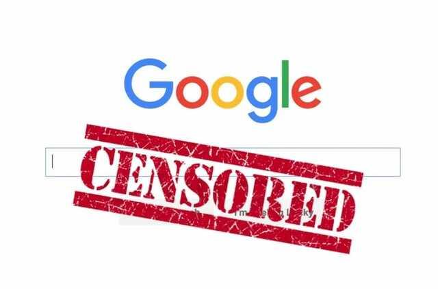 Зачем Google прогнулся под Кремль