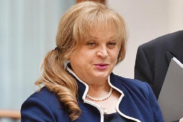 Памфилова отреагировала на возможное введение санкций против нее