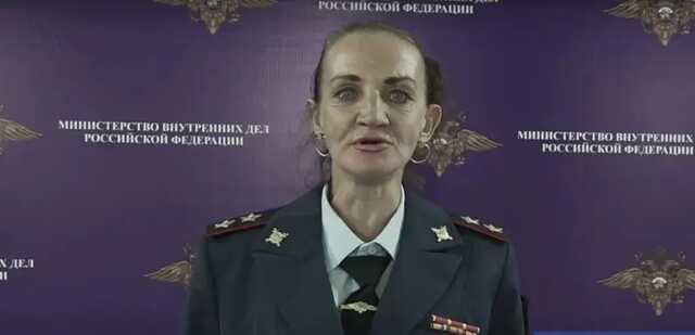 В России арестовали актрису, которая пародировала представительницу МВД из ролика Виталия Наливкина