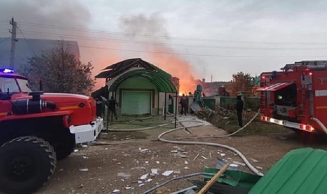 Россиянин сделал врезку в газопровод и взорвал свой дом