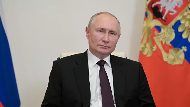 Путин поздравил лидеров партий с победой на выборах в Госдуму