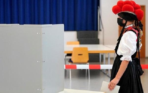 Бомба Второй мировой вмешалась в выборы в Германии