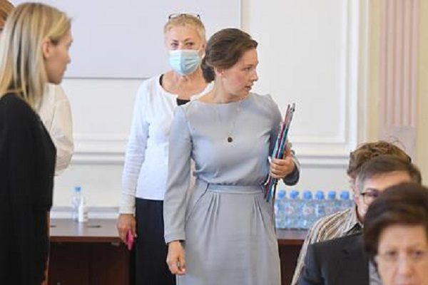 Стала известна кандидат на пост вице-спикера Госдумы