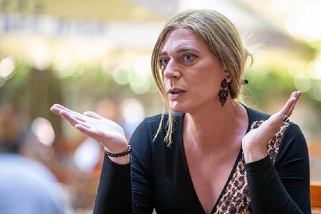 В бундестаг Германии впервые войдет женщина-трансгендер