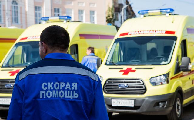 Россиянин во время приема пытался задушить врача-рентгенолога
