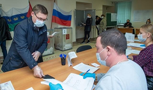 Полпред Якушев официально отказался от мандата депутата Госдумы