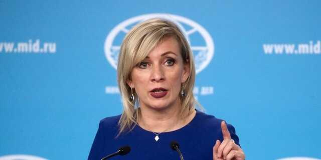 Захарова «обвинила» Киев в зависти из-за газового контракта с Венгрией