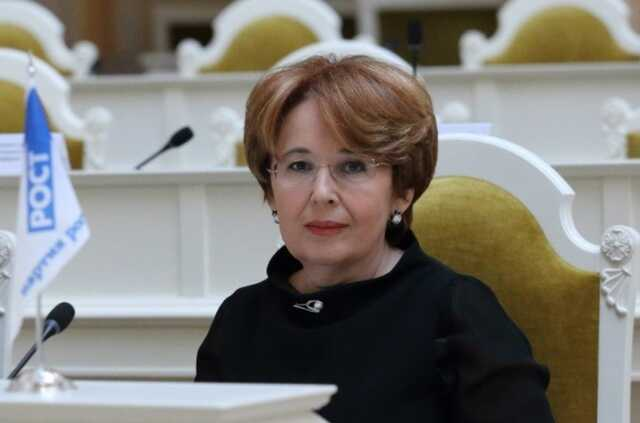 Оксана Дмитриева стала единственным депутатом Госдумы, не вошедшим ни в одну из фракций