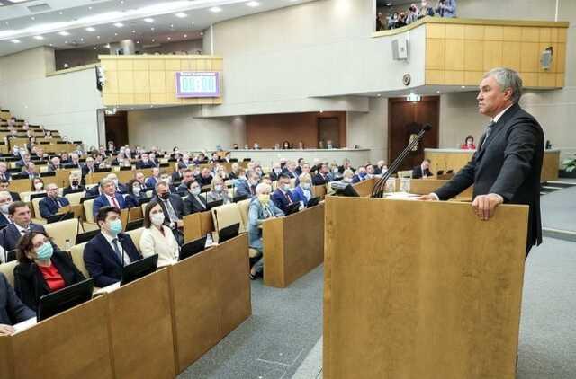 Депутатов, не сделавших прививку от COVID-19, все равно будут пускать в Госдуму