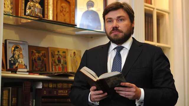 Как Константин Малофеев за мандатом спрятаться хотел