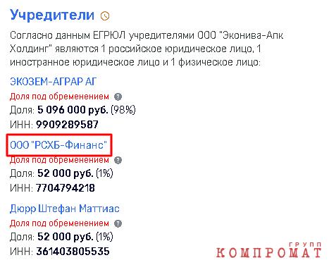 """РСХБ нацелился на """"Шато де Талю» Ткачева?"""